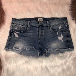 Sneak Peak Jean Shorts